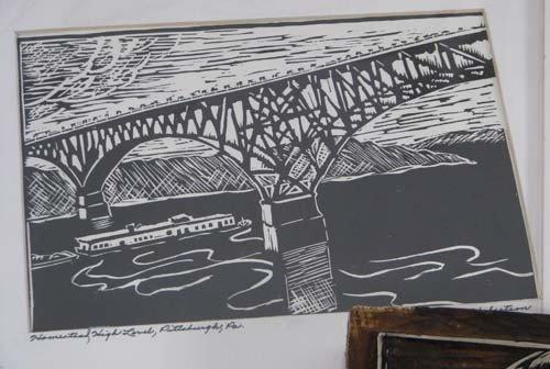 164: Pittsburgh Bridges by Elizabeth Taylor Hebertson - 5