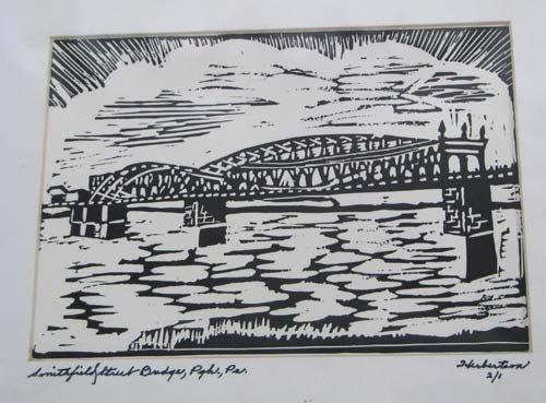 164: Pittsburgh Bridges by Elizabeth Taylor Hebertson - 6