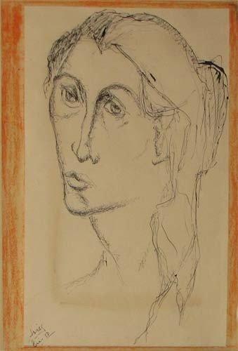 166: Parisian Portrait of a Woman