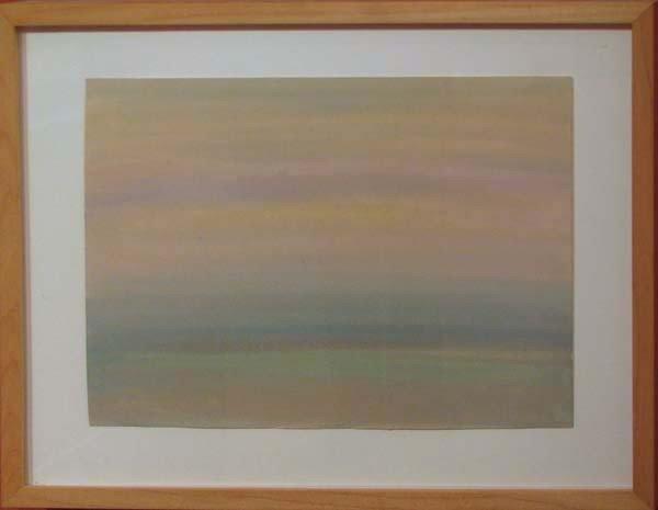 186: Greg Kwiatek watercolor Fire Island