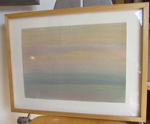 186: Greg Kwiatek watercolor Fire Island - 2
