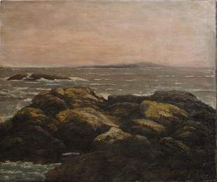 164: Ben Foster Coastal Landscape