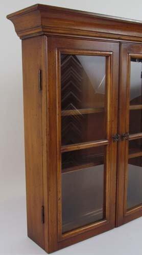 951: Alfred Assid Wood Display Case - 2