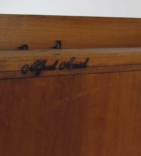 951: Alfred Assid Wood Display Case - 3
