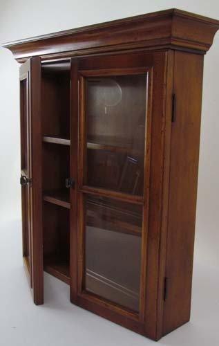 951: Alfred Assid Wood Display Case - 5