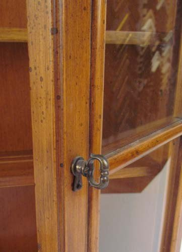 951: Alfred Assid Wood Display Case - 6