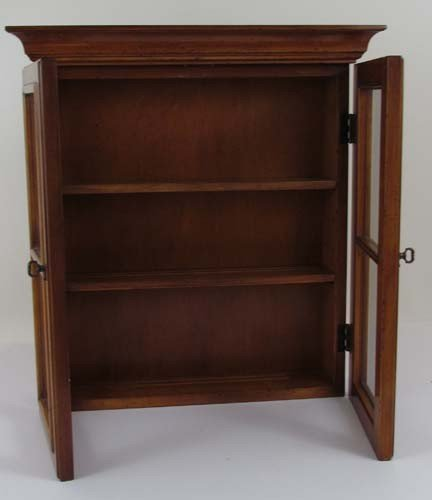 951: Alfred Assid Wood Display Case - 7