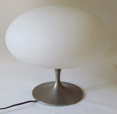 18: Mid Century Modern Laurel Bubble Desk Lamp