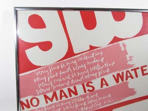 "103: Sister Mary Corita ""No Man Is A Watermelon"" origin - 2"