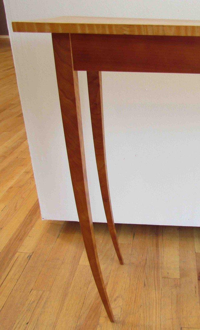 "127: T W Stender Sculptural ""Wave Goodbye"" Table - 3"