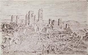 20th Century Italian Drawing School