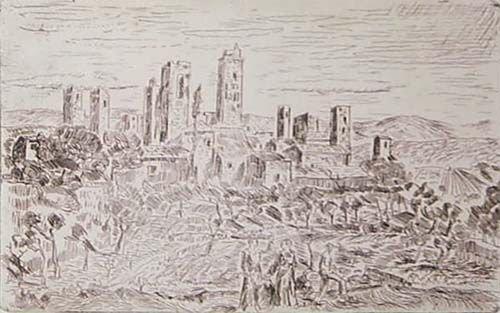 6: 20th Century Italian Drawing School