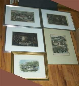 Various 19th Century Illustrators