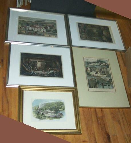9A: Various 19th Century Illustrators