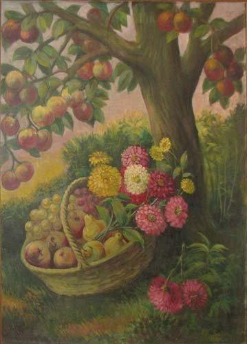 143: Peter Simboli September painting