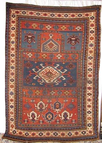 173: Caucasian Kazak Carpet