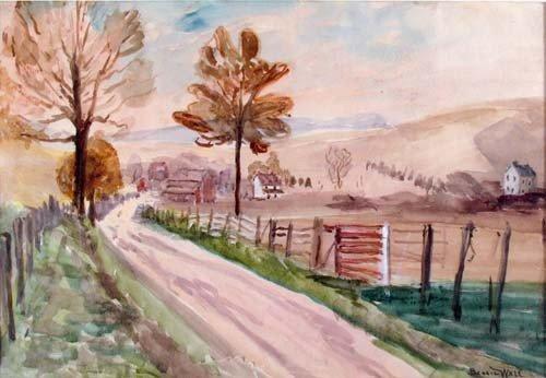 151A: Bessie Wall w/c Farm Road in Ligonier