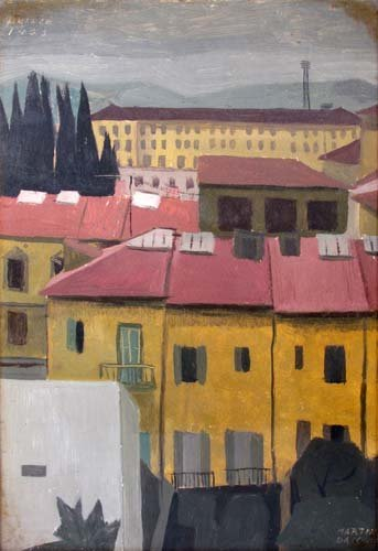 645: Martins Da Costa Firenze Cityscape