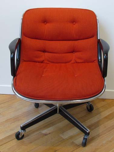 466: Charles Pollack/Knoll Office Chair