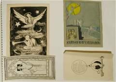207 Rachel M Sutton Assorted Illustrations