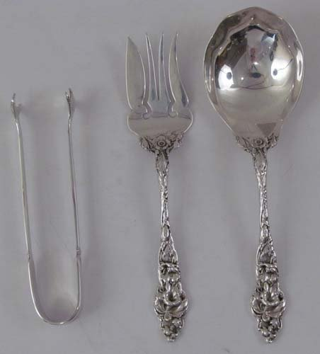 11: 3 Sterling Silver Serving Utensils