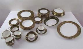 501 Set of Wedgwood Bone China Florentine  W4170