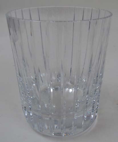 527: Baccarat Old Fashioned Glasses Set of 6 - 3