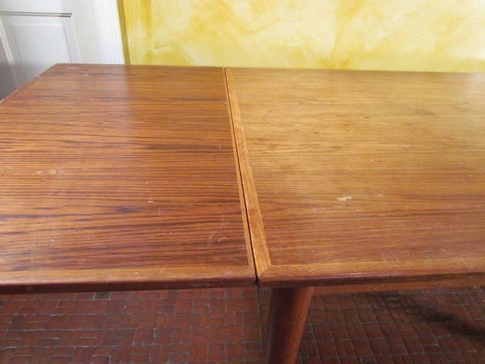 Skovmand & Andersen Danish Dining Room Table - 3