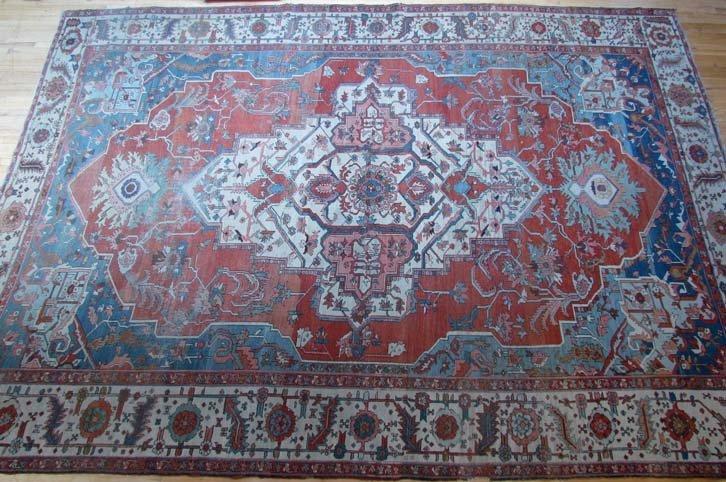 Geometric Design Carpet