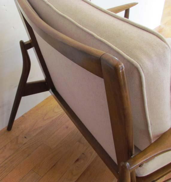 Kofod-Larsen/Selig Lounge Chair & Ottoman - 4