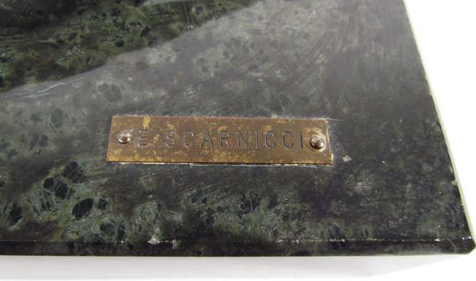 """EMANUELE SCARNICCI cast bronze """"Entwined Couple - 5"""