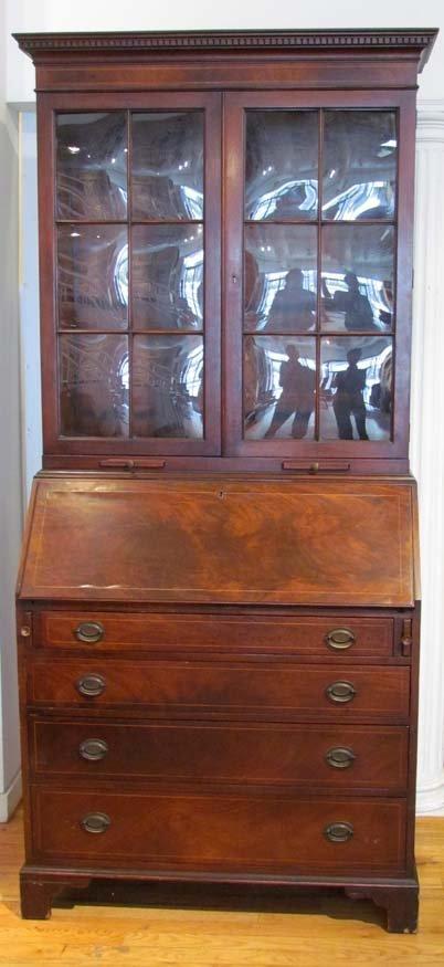 Baker Furniture Secretary Desk