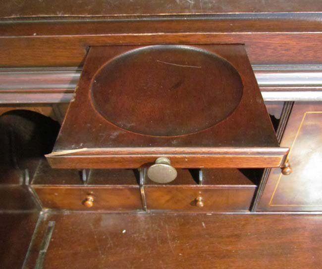 Baker Furniture Secretary Desk - 4