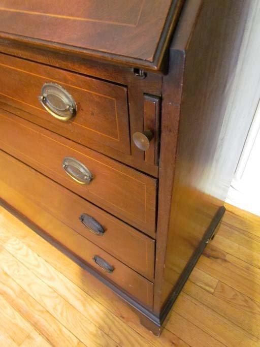 Baker Furniture Secretary Desk - 6