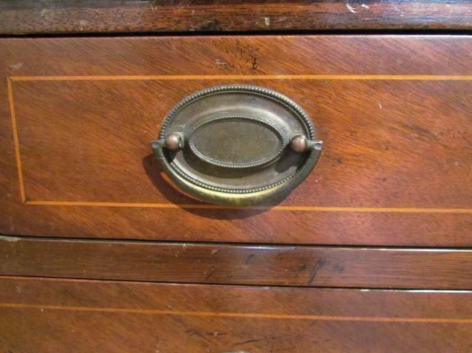 Baker Furniture Secretary Desk - 7