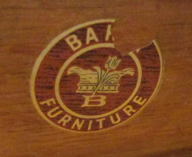 Baker Furniture Secretary Desk - 8