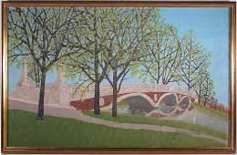 Gideon Cohen Casein Weeks Bridge