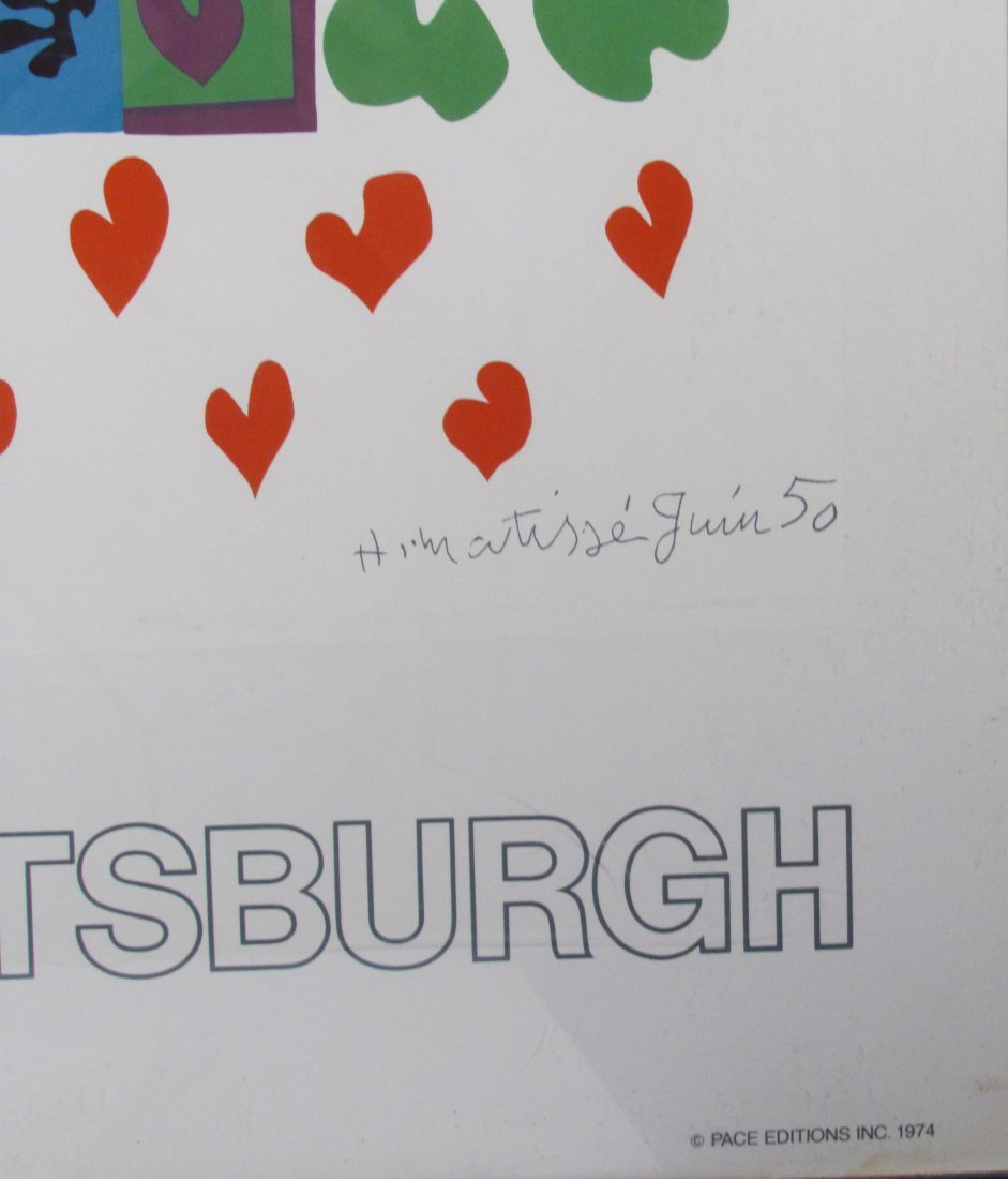 "After Henri Matisse ""1,001 Nights"" Poster - 3"