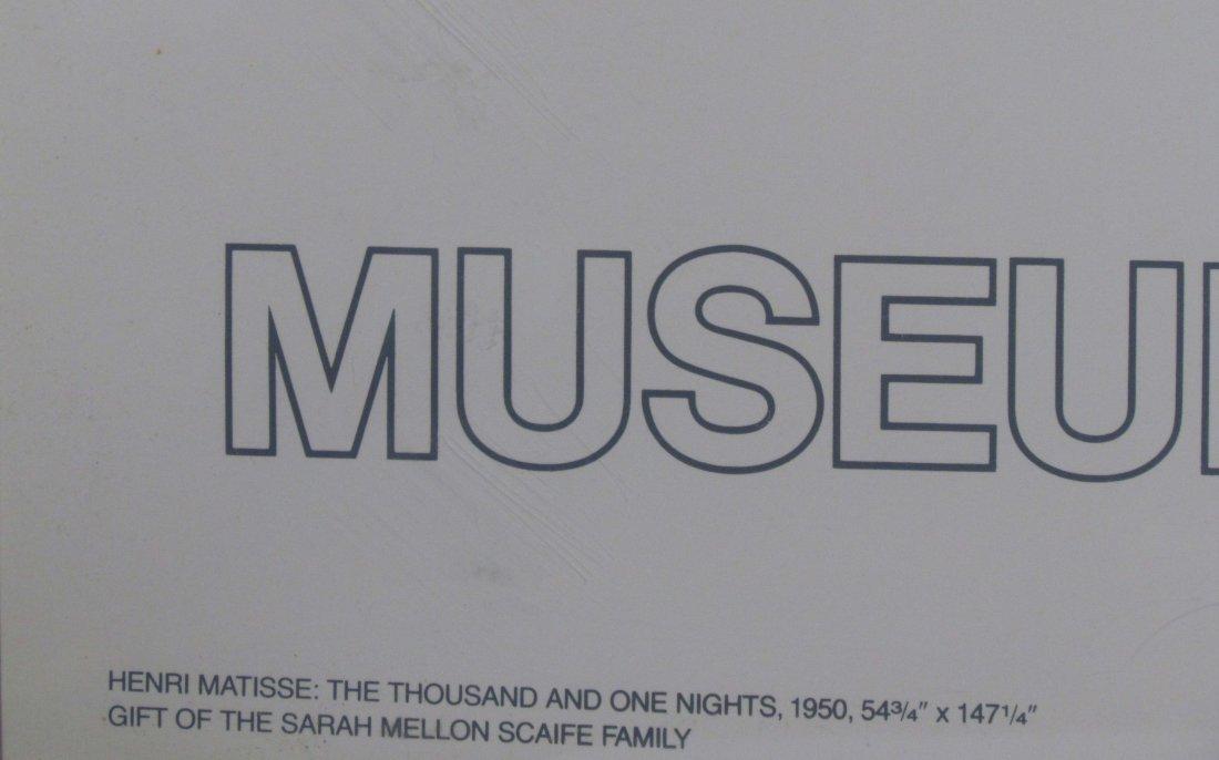 "After Henri Matisse ""1,001 Nights"" Poster - 4"