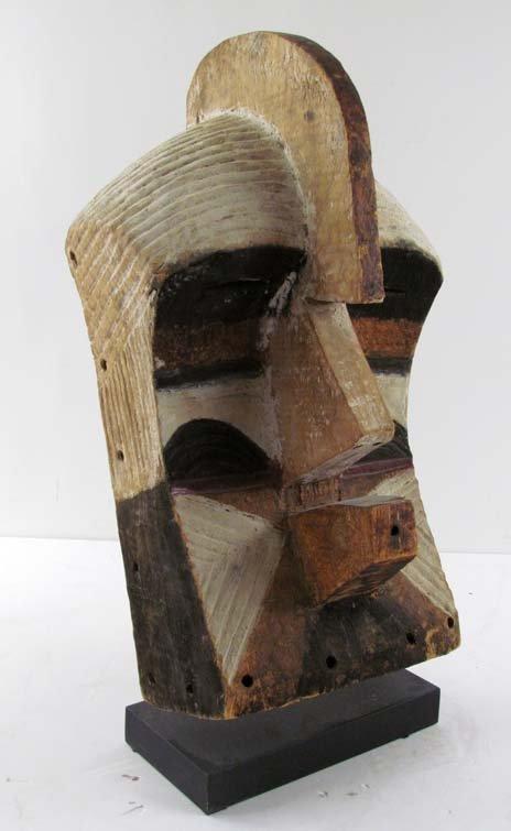 Kifwebe Mask, Songye Peoples D.R. Congo