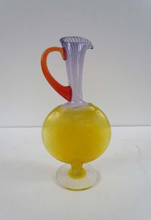 KOSTA BODA glass vase by KJELL ENGMAN