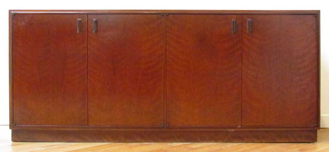 Founders mid-century modern rosewood credenza