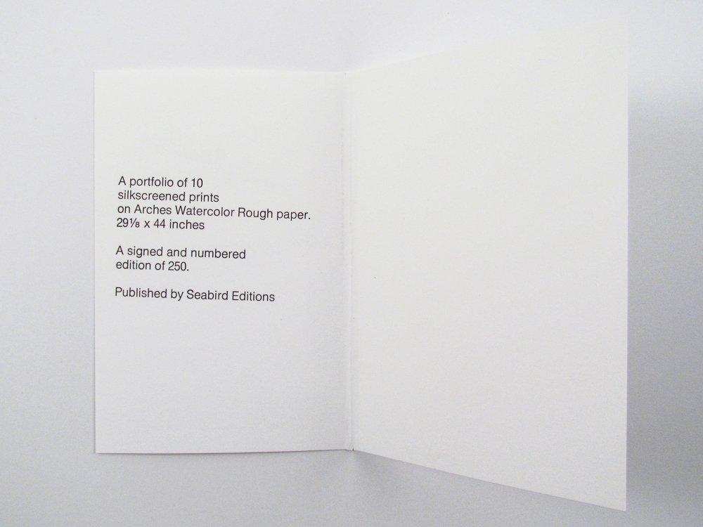 10 Warhol signed Mick Jagger Postcards - 8