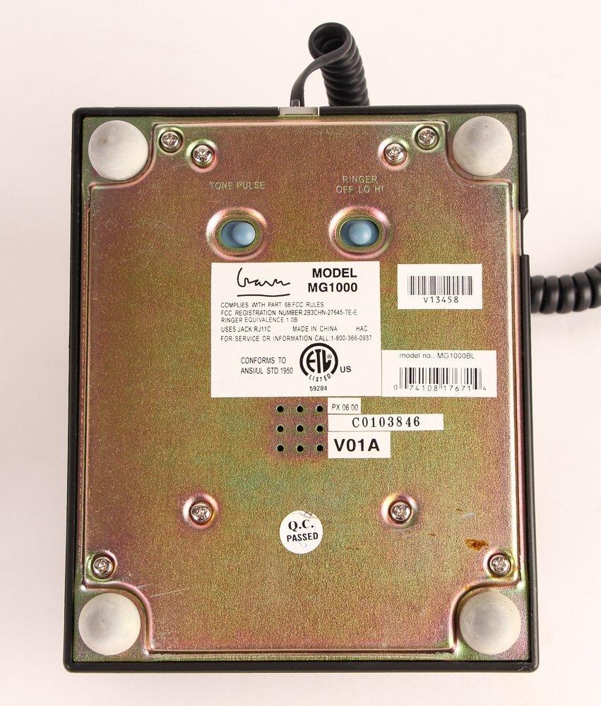 Michael Graves Phone & Alarm Clock + Disney Swid Powell - 8