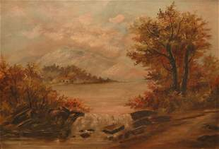19th/20th Century American Landscape