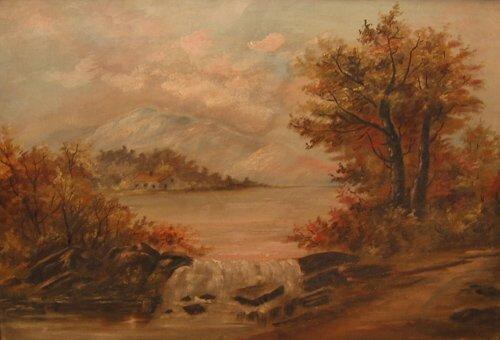 8: 19th/20th Century American Landscape