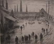 145 20th Century European School