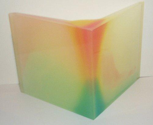 438: Dennis Byng: Lucite Sculpture