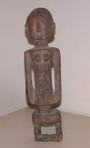 Ancestor Figure, 20th Century African