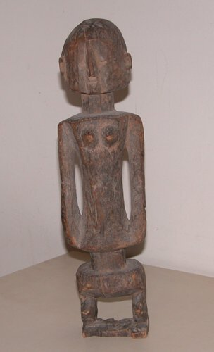 472: Ancestor Figure, 20th Century African
